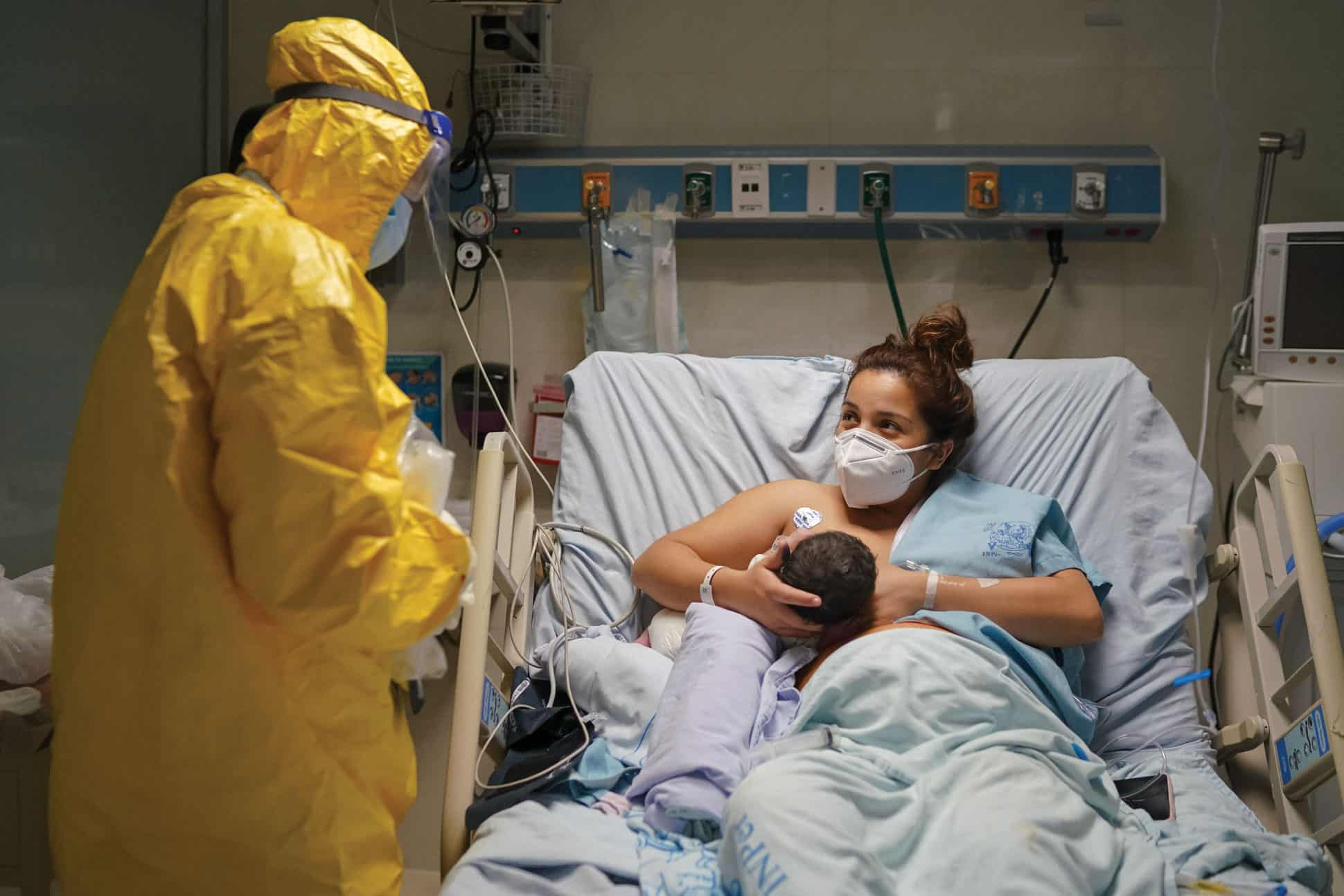 nacer en la pandemia covid 19