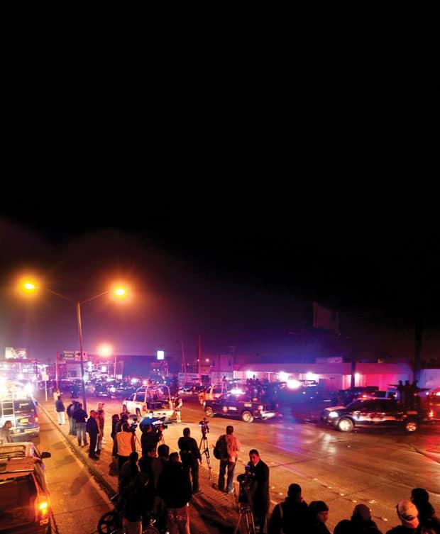 violencia en Ciudad Juárez