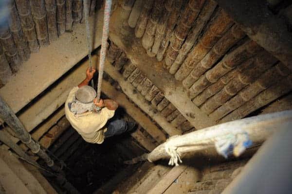 minería ilegal en Colombia, int2
