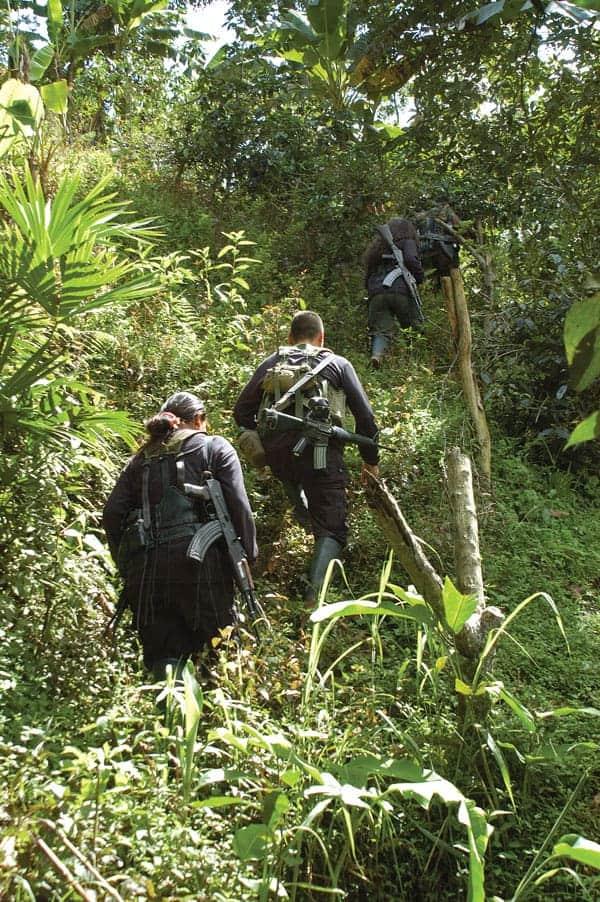 minería ilegal en Colombia, int10