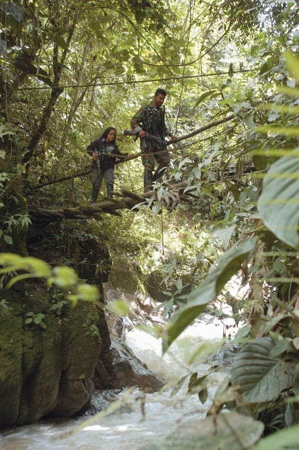 minería ilegal en Colombia, int1