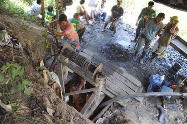 minería ilegal en Colombia, int3
