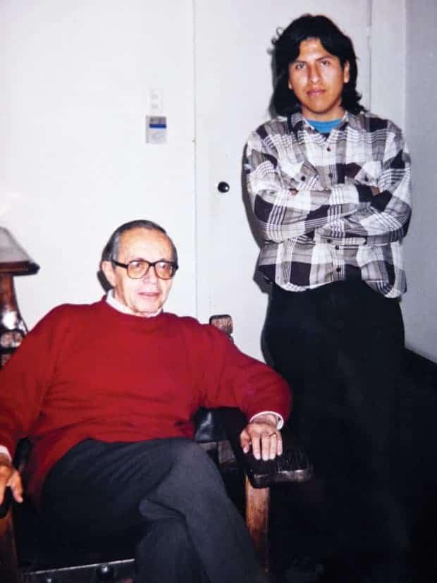 Cesar Moro amante y albacea
