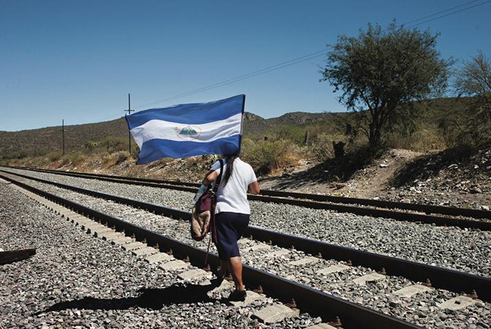 Migrantes centroamericanos, int7