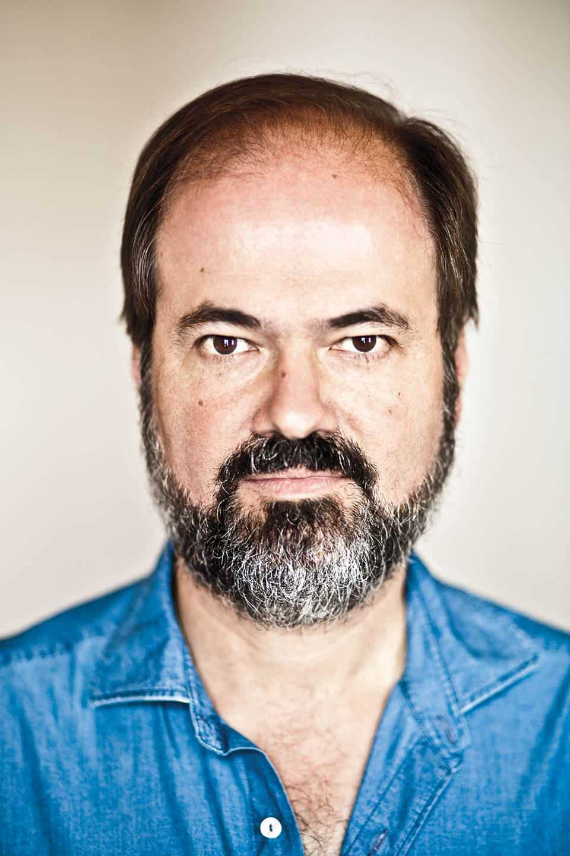 Retrato Juan Villoro