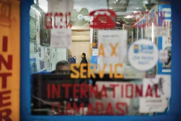 Servicio de internacional de llamadas