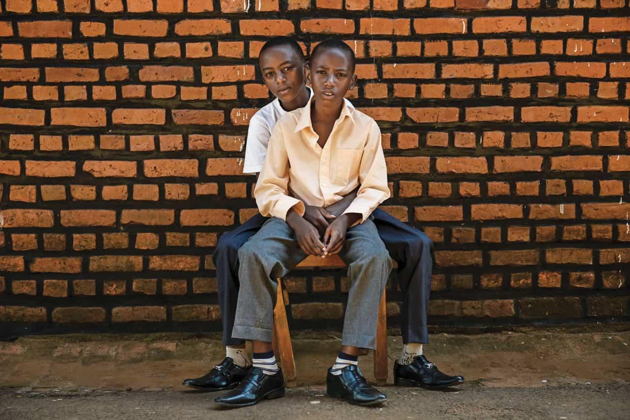 conflicto tutsis hutus en Ruanda