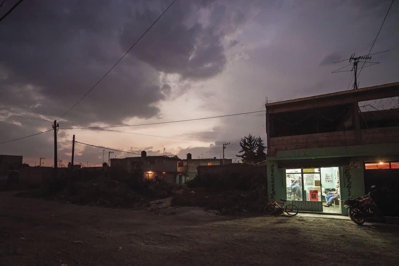 barrio de Ecatepec