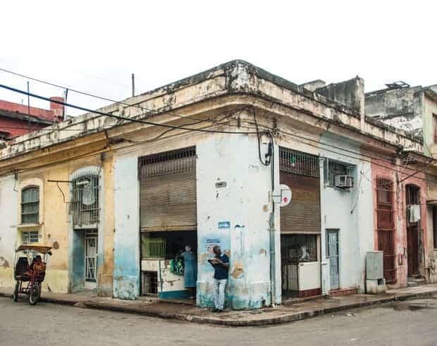 Cuba-Estados Unidos, La Habana