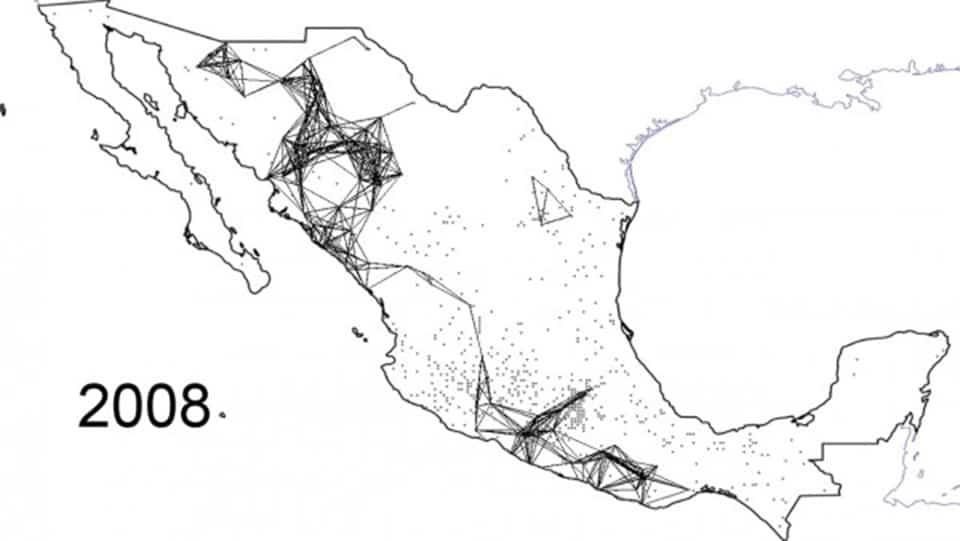 Mapa violencia 2008