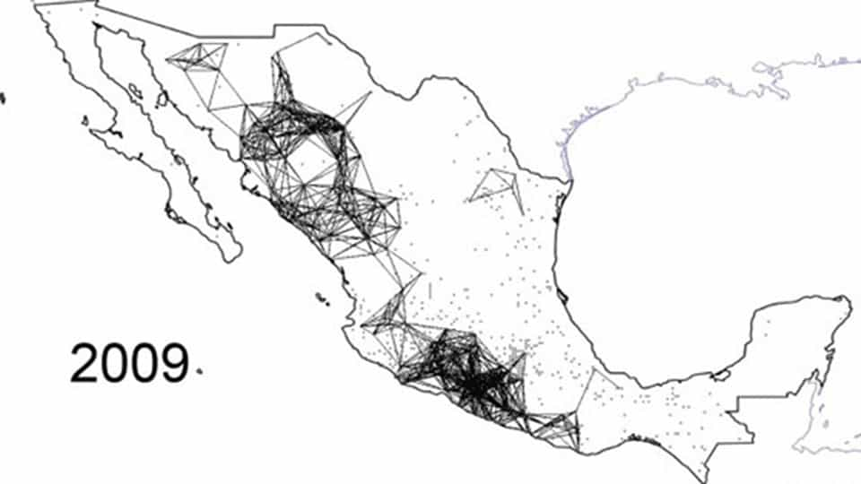 Mapa violencia 2009