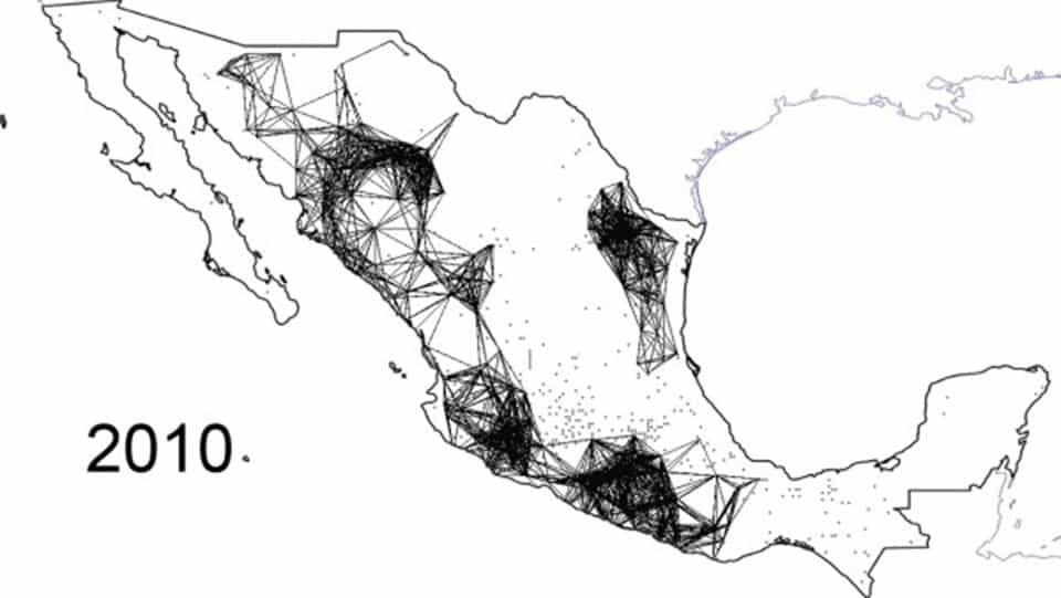 Mapa violencia 2010