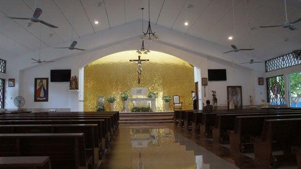 Prelatura Cancún-Chetumal, Legionarios de Cristo capilla