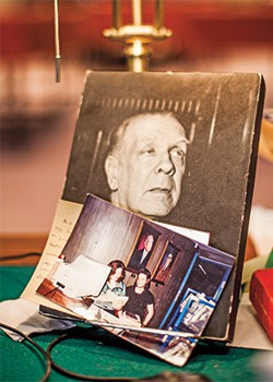 Jorge Luis Borges biblioteca, int