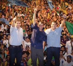 ¿Seguirá la suerte del lado de Capriles?