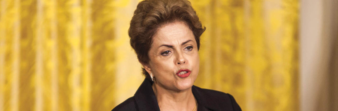 Portada Dilma destitucion