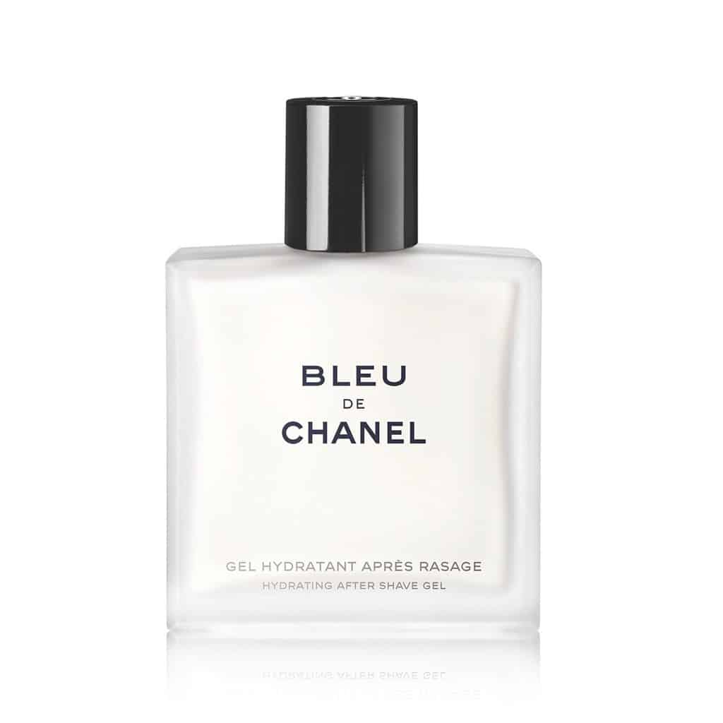 Bleu de Chanel. Gel Hidratante par después del afeitado.