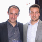 Julio Patán y Eugenio Romero.