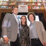 Michel Franco, Eugenio Romero y Marisa Nava.