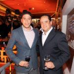 Alejandro Garza y José Eugenio Milanos.