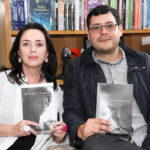 Beatriz Rivas y Jorge Alberto Gudiño.