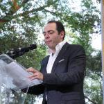 Adrián Enciso, director de publicidad de Cadillac México.