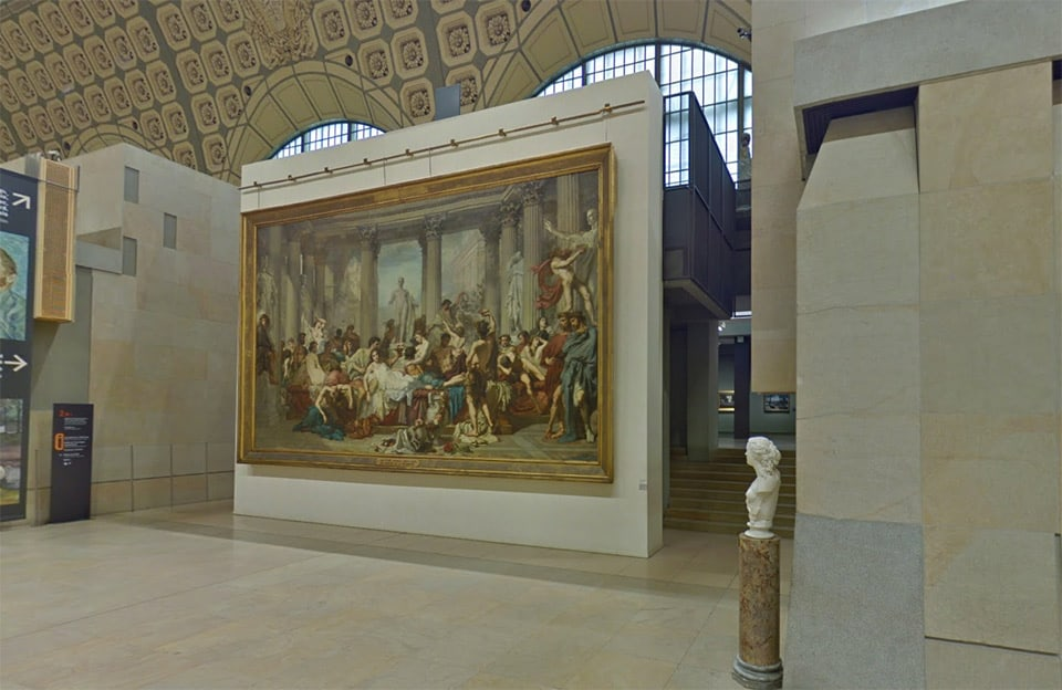 Museos realidad virtual, D'orsay