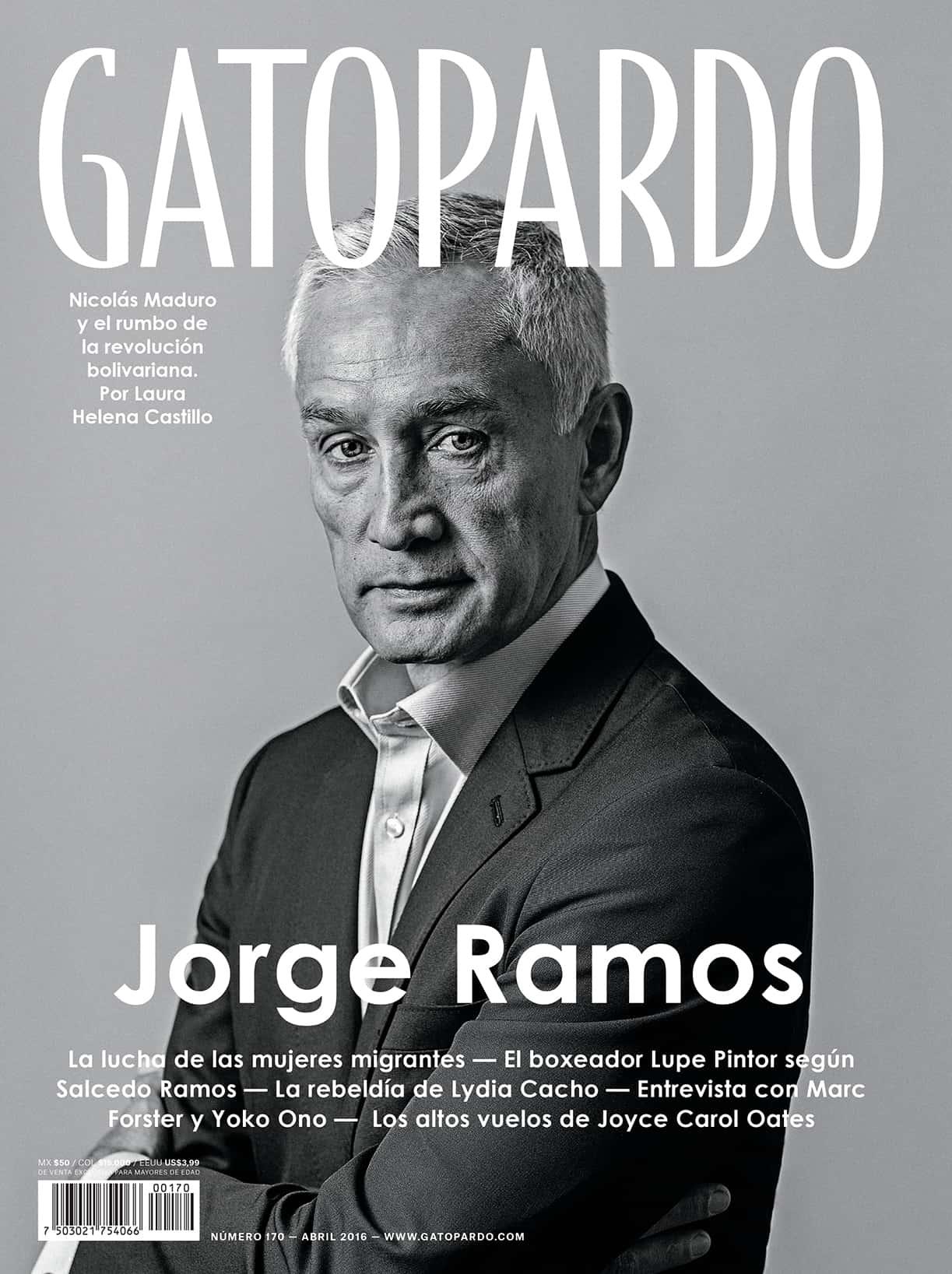 Portada 170 Jorge Ramos
