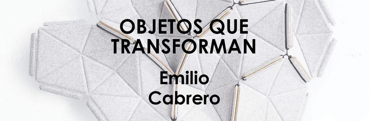 Especial de Diseño: Emilio Cabrero