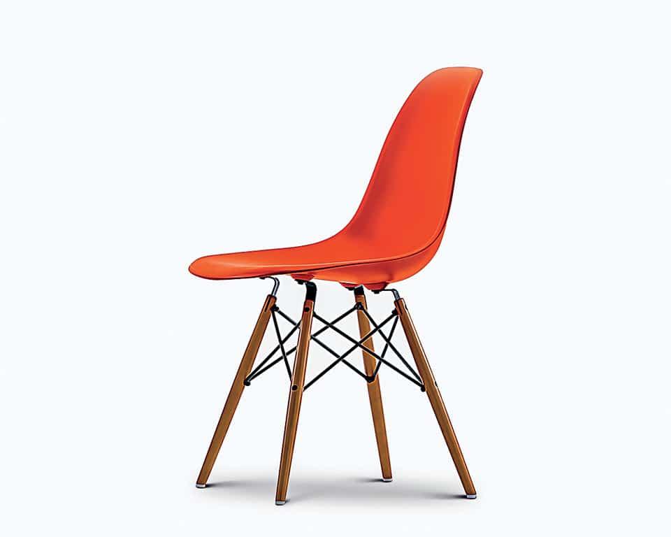 Especial de Diseño: Eames Plastic Chair.