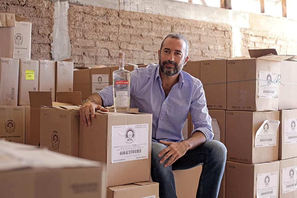 Juan Ángel Córdova, CEO y fundador de Espíritu Corsa.