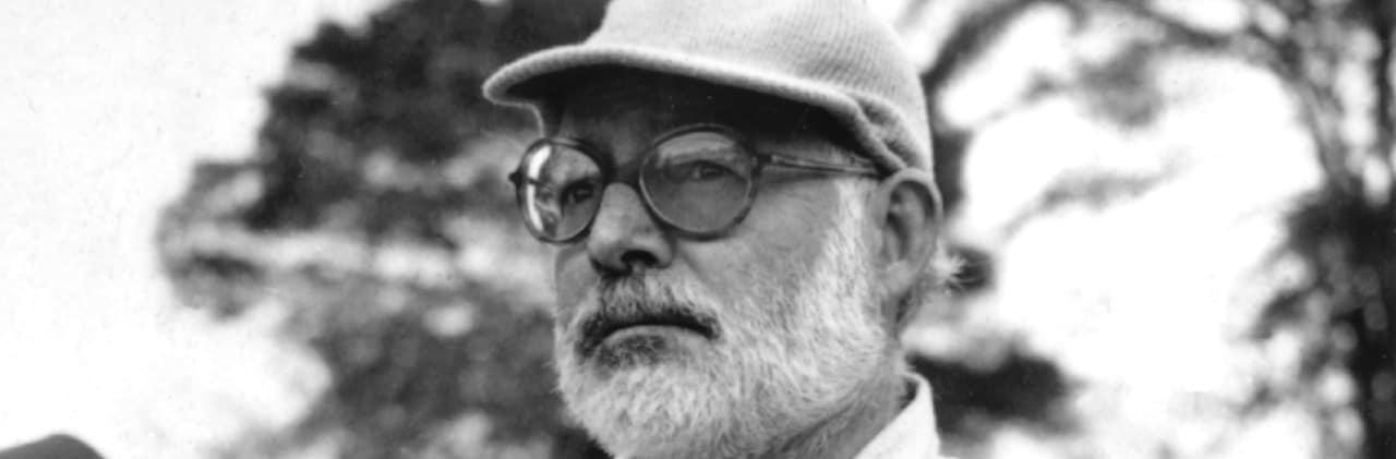 Portada Ernest Hemingway