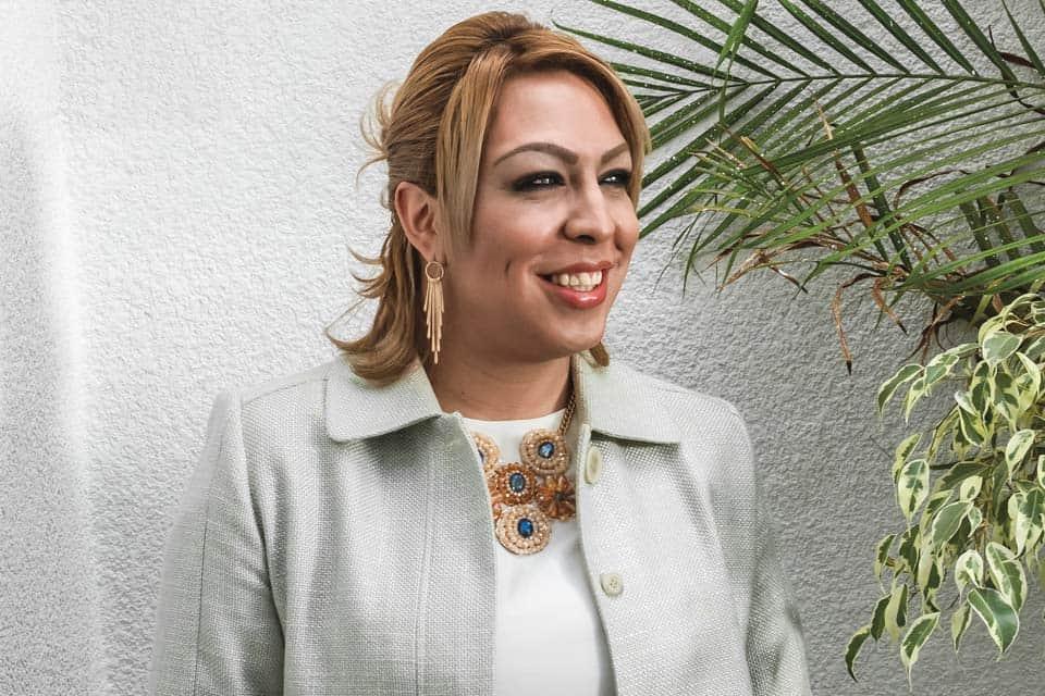 Trans - Retrato Samantha Gómez