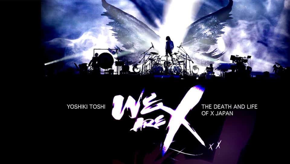 GIFF presenta We Are X