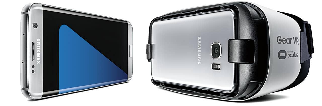 headset realidad virtual Samsung