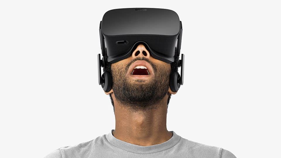 Oculus Rift Realidad Virtual