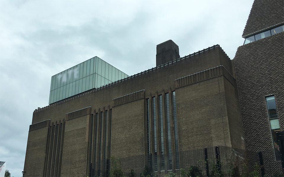 Fachada del Tate Modern