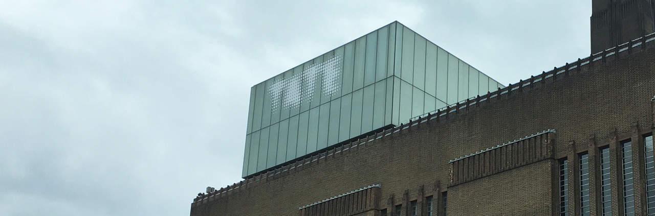 Portada Tate Modern