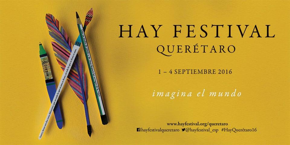 banner Hay Festival Querétaro