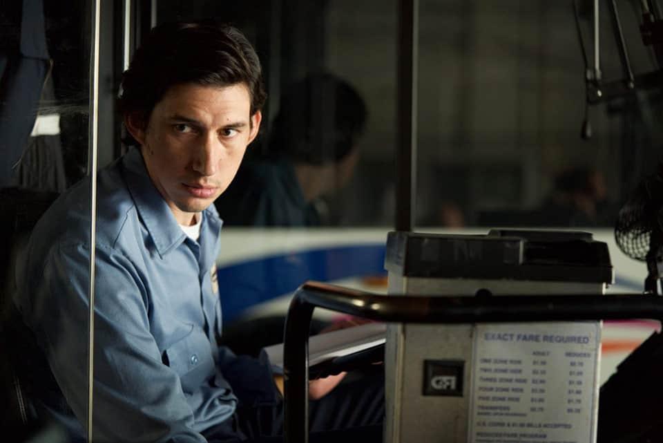 """Adam Driver protagoniza """"Paterson"""" (2016), el más reciente largometraje de Jim Jarmusch."""