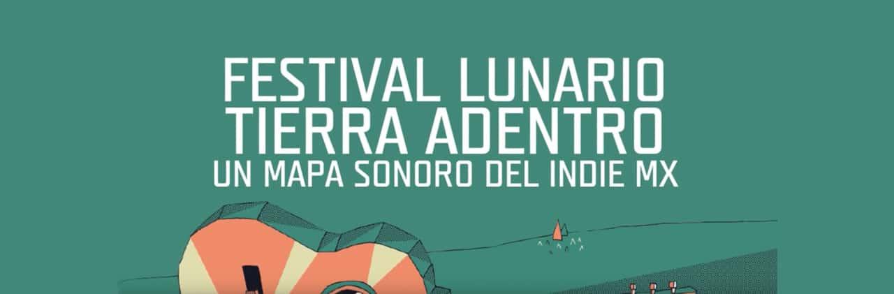 Portadilla Festival Lunario Tierra Adentro