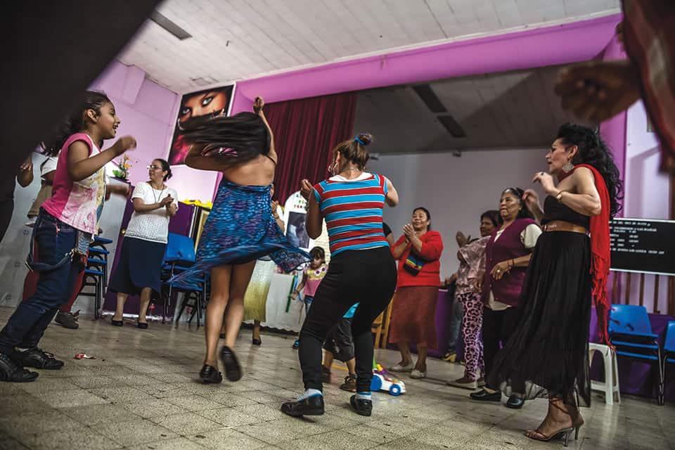 Baile Hermanas Oblatas
