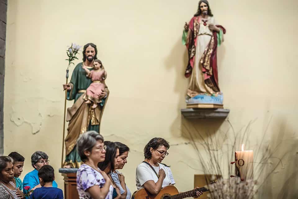 Congregación - Hermanas Oblatas