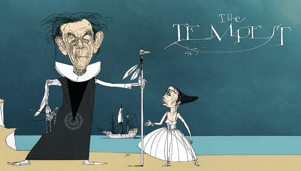 Ian McKellen Heuristic Shakespeare