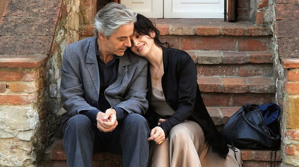 Certified Copy de A. Kiarostami