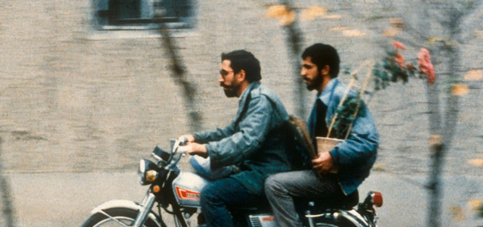 Close up, de A. Kiarostami