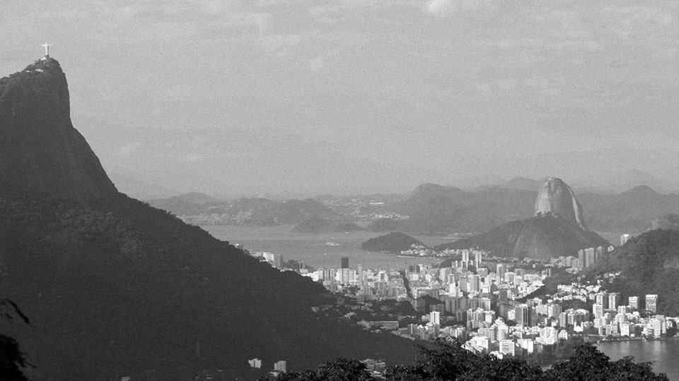 """Carioca"" Panorámica de Olimpiadas"