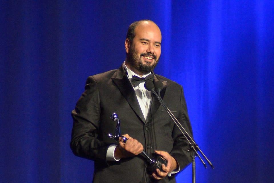 Ciro Guerra en Premios Platino 2016