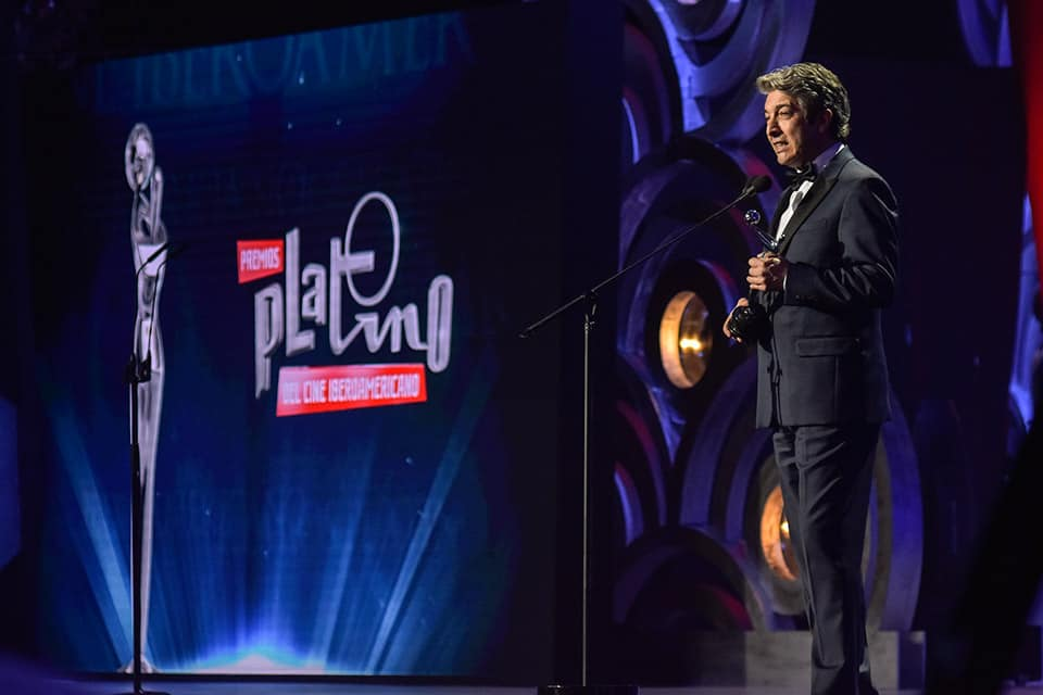 Darín en Premios Platino 2016