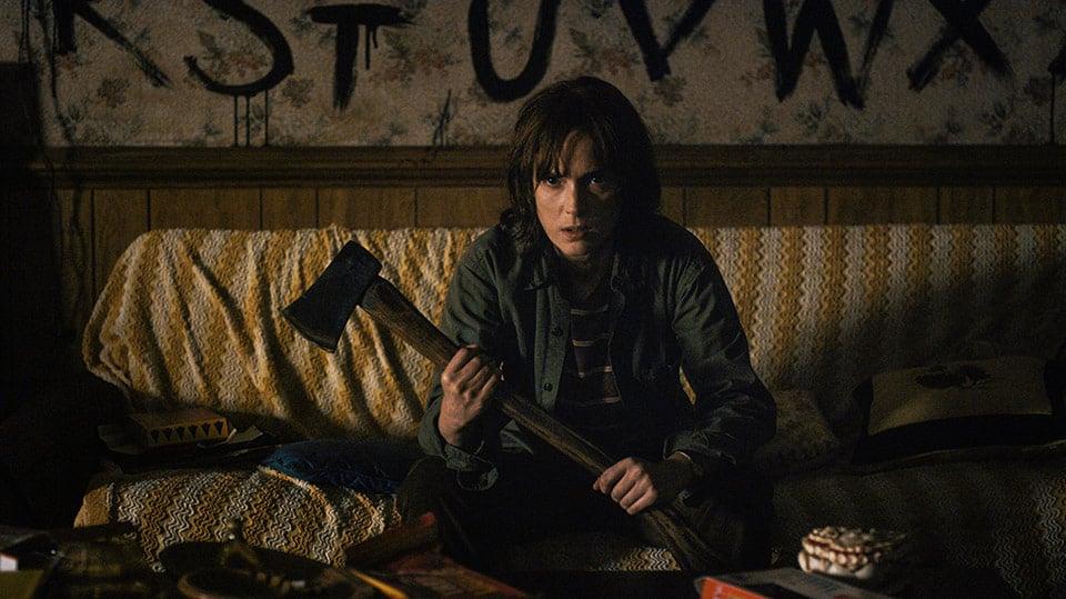 Winona Ryder en Stranger Things